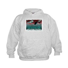 save japans dolphins, kindred Hoodie