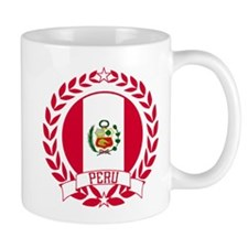Peru Wreath Mug