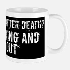 """""""Is there life after death? Keep talking...&q"""