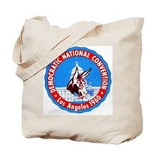 1960 Democratic National Convention Tote Bag