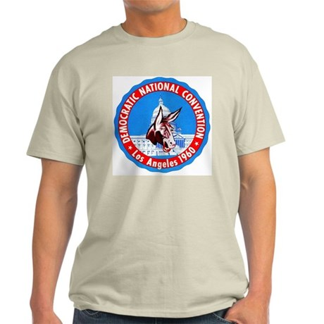 1960 Democratic National Convention Light T-Shirt
