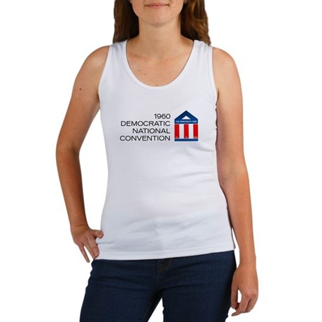 1960 Democratic National Convention Women's Tank T