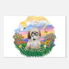 Guardian-Shih Tzu #17 Postcards (Package of 8)