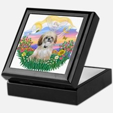 Guardian-Shih Tzu #17 Keepsake Box