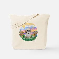 Guardian-Shih Tzu #17 Tote Bag