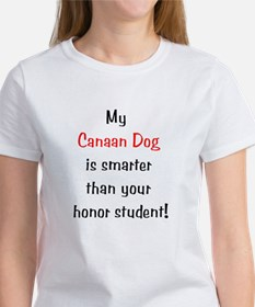My Canaan Dog is smarter... Tee