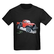 Antique Power Wagon T