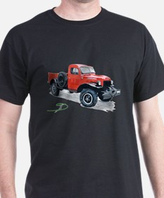Antique Power Wagon T-Shirt