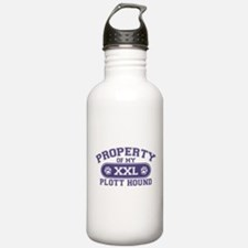 Plott Hound PROPERTY Water Bottle