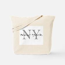 New York thru NY Tote Bag