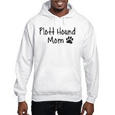 Plott Hound MOM Hoodie