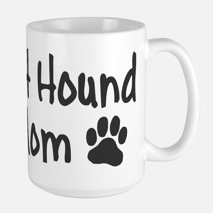 Plott Hound MOM Large Mug