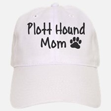 Plott Hound MOM Baseball Baseball Cap
