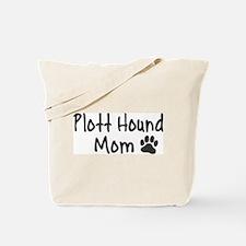 Plott Hound MOM Tote Bag