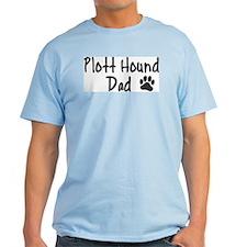 Plott Hound DAD T-Shirt