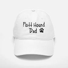 Plott Hound DAD Baseball Baseball Cap