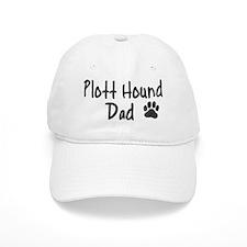 Plott Hound DAD Baseball Cap