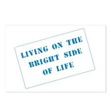 The Bright Side of Life Postcards (Package of 8)