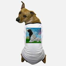 Labradoodle Spring Dog T-Shirt