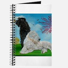 Labradoodle Spring Journal