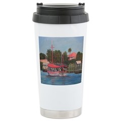 TARPON SPRINGS Travel Mug