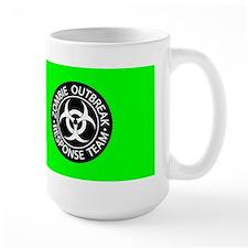 Hot Green Zombies Mug