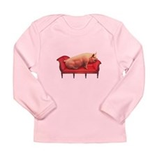 WonderWorld Ladylove Long Sleeve Infant T-Shirt