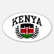 Kenya Decal