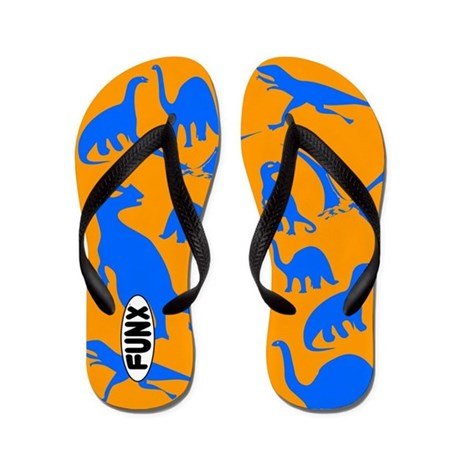 Dinosaurs (Orange)
