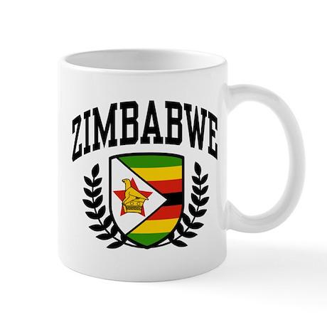 Zimbabwe Mug