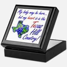 But My Heart's In the Texas Hill Country! Keepsake