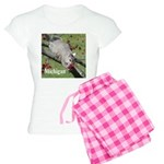 Squirrel Women's Light Pajamas