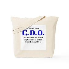 C.D.O. Tote Bag