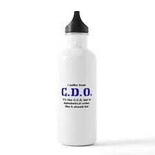 C.D.O. Water Bottle