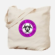 Zombie Apocalypse Tote Bag