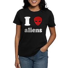 I Love Aliens Tee