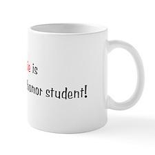 My Aussie is smarter... Small Mug