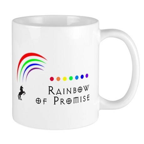 Rainbow of Promise Mug