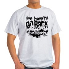 Go Back T-Shirt