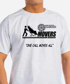 Orchid Movers LOST T-Shirt