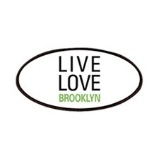 Live Love Brooklyn Patches