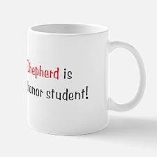 My Australian Shepherd is smarter Mug