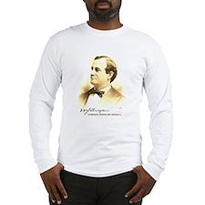 Bryan for President Long Sleeve T-Shirt