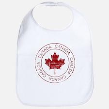 Vintage Canada Bib