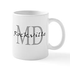 Rockville thru MD Mug