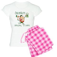 St Patrick's drunken singing Pajamas