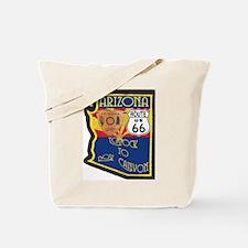AZ HP Route 66 Tote Bag