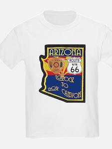 AZ HP Route 66 T-Shirt