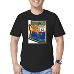 AZ HP Route 66 Men's Fitted T-Shirt (dark)