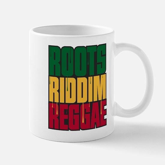 Roots Riddim Reggae Mug